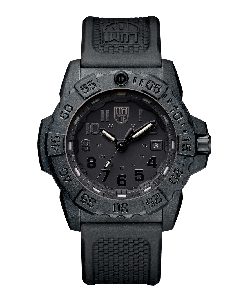 Reloj Luminox Navy Seal 3501.BO 45mm