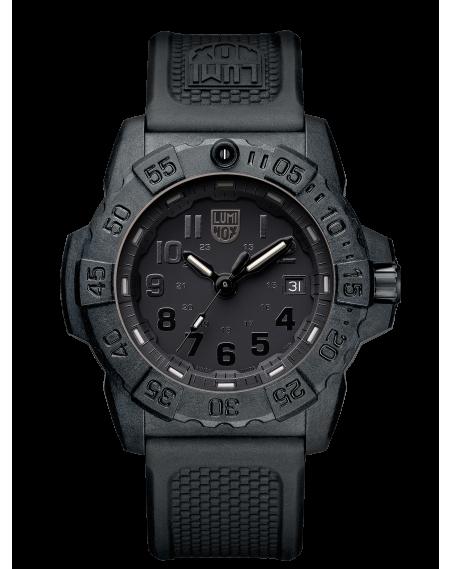 Reloj Luminox Navy Seal XS.3501.BO 45mm