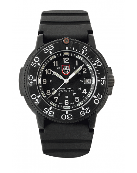Reloj Luminox Original Navy Seal 3001 45mm