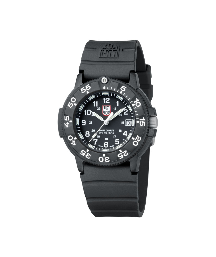 Reloj Luminox Original Navy Seal 3001 45mm