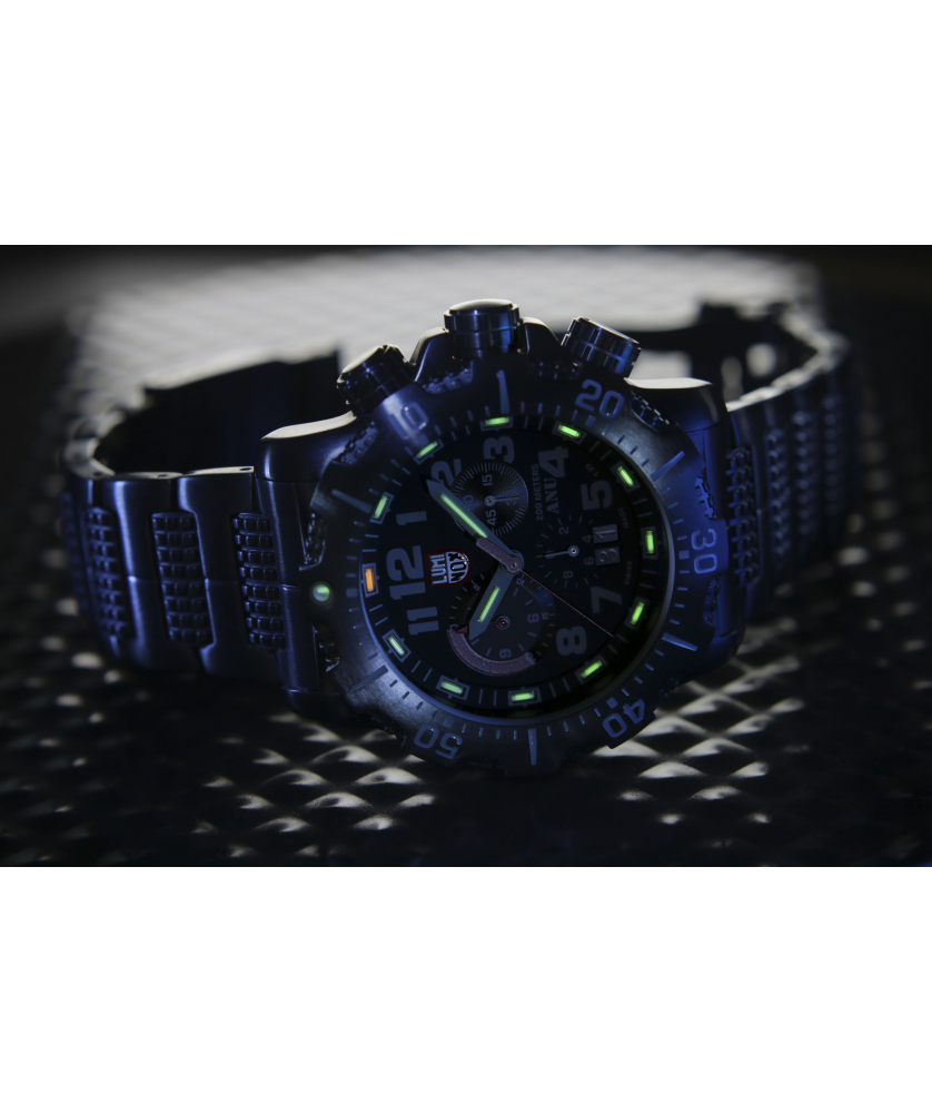 Reloj Luminox Authorized for navy use 4222 45mm
