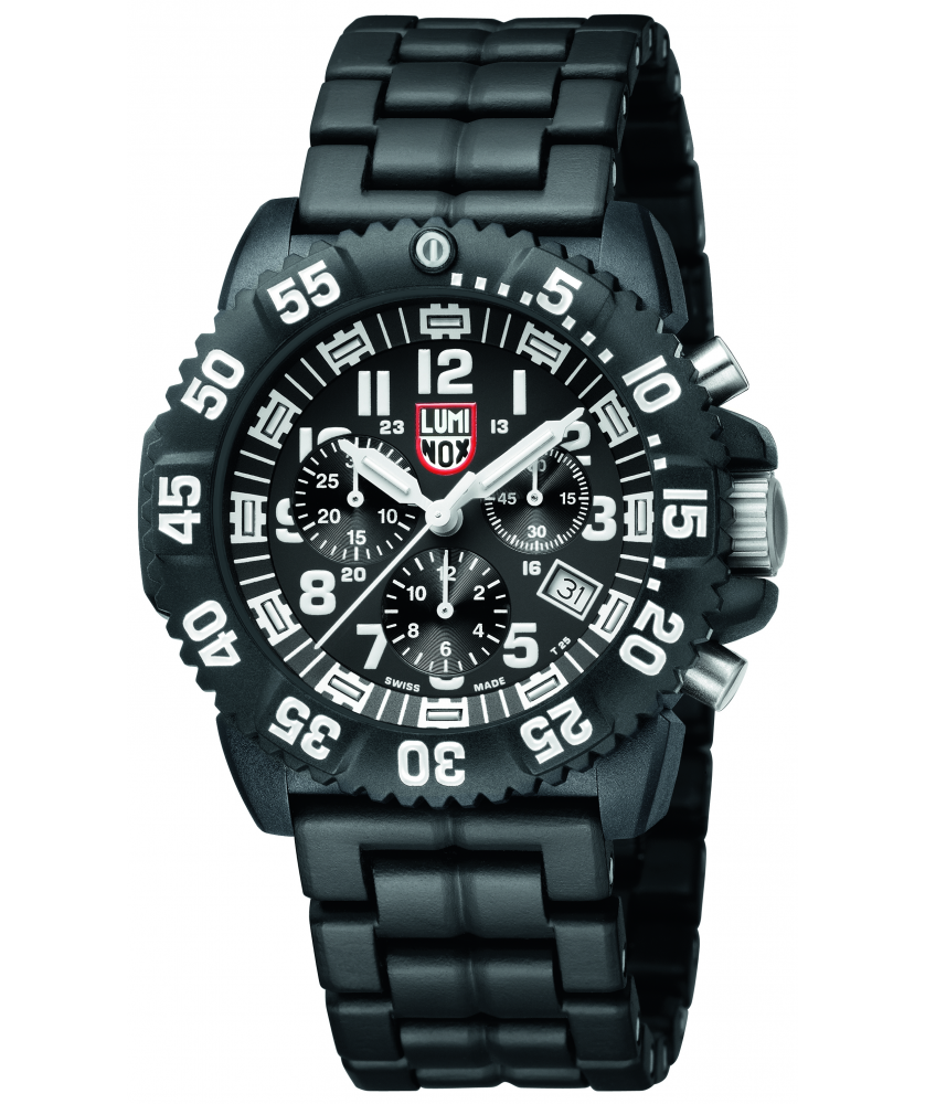 Reloj Luminox Navy Seal Colormark Chronograph 3082 44mm
