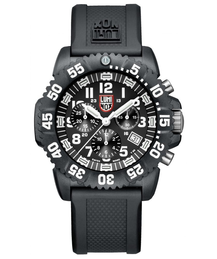 Reloj Luminox Navy Seal Colormark Chronograph 3081 44mm