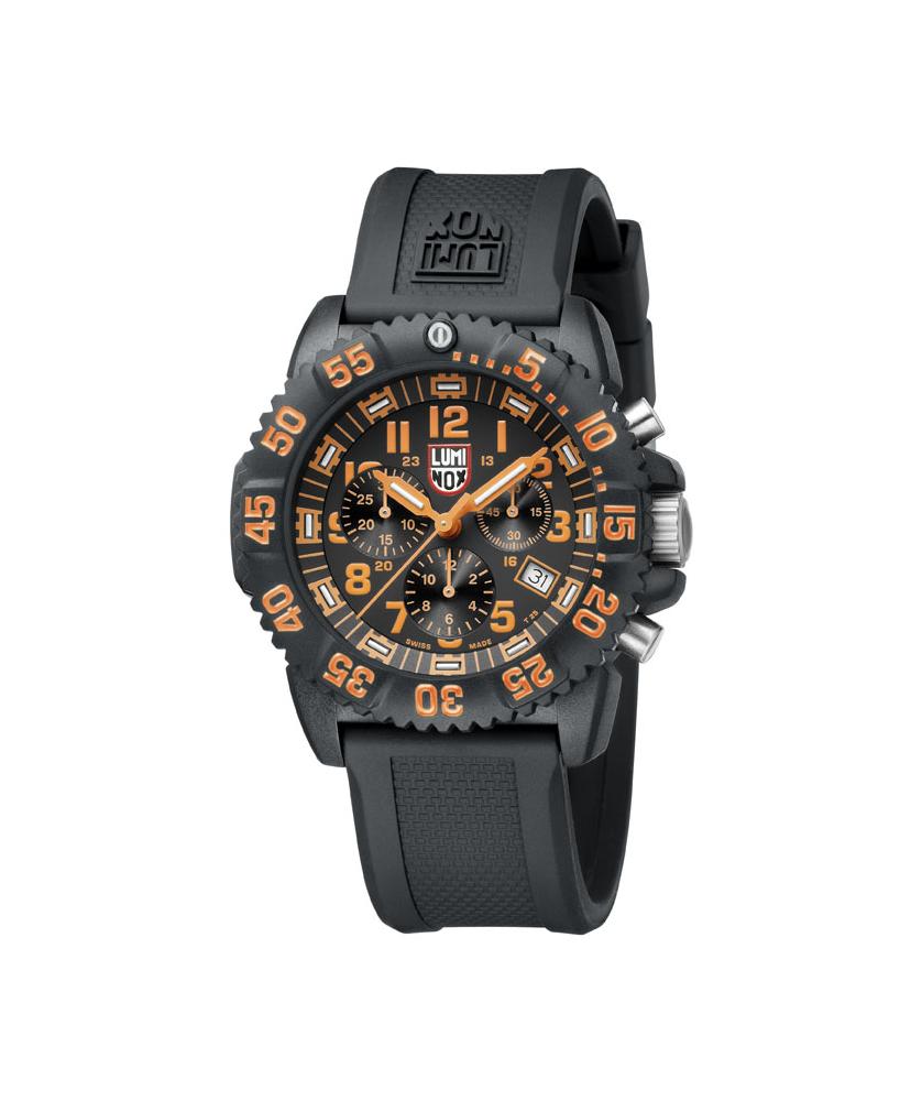 Reloj Luminox Navy Seal Colormark Chronograph 3089 44mm