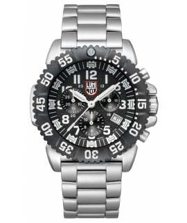 Reloj Luminox Navy Seal Steel Colormark Chronograph 3182 44mm