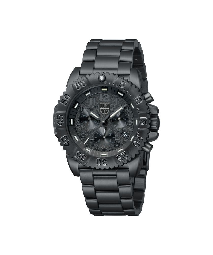 Reloj Luminox Navy Seal Steel Colormark Chronograph 3182.BO 44mm
