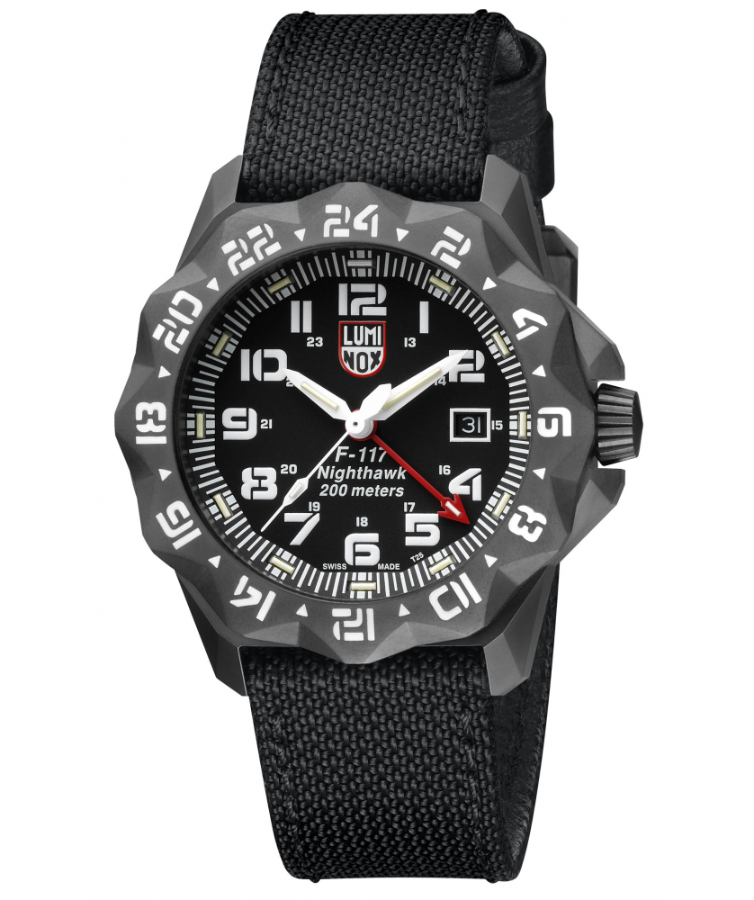 Reloj Luminox F-117 Nighthawk 6421 44mm