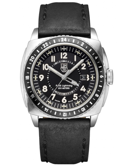 Reloj Luminox P-38 Lightning GMT 9421 44mm