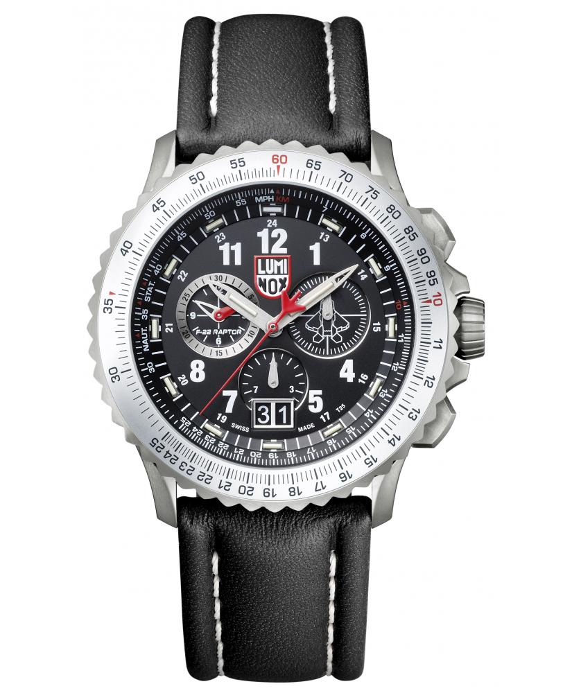 Reloj Luminox F-22 Raptor 9241 44mm