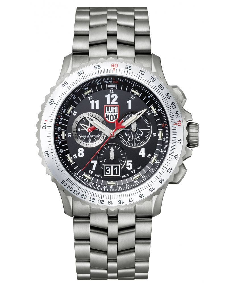 Reloj Luminox F-22 Raptor 9241.M 44mm