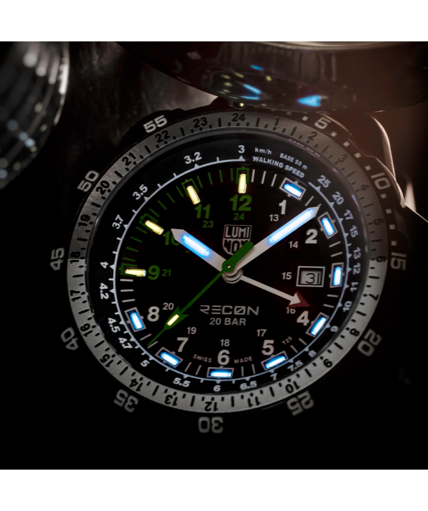 Reloj Luminox Recon Nav SPC 8831.KM 46mm
