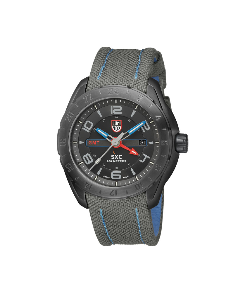 Reloj Luminox Xcor Aerospace Steel GMT 5121 45.5mm