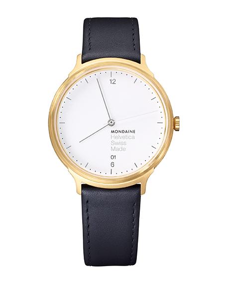Reloj Mondaine Helvetica Light 38 MH1.L2211.LB