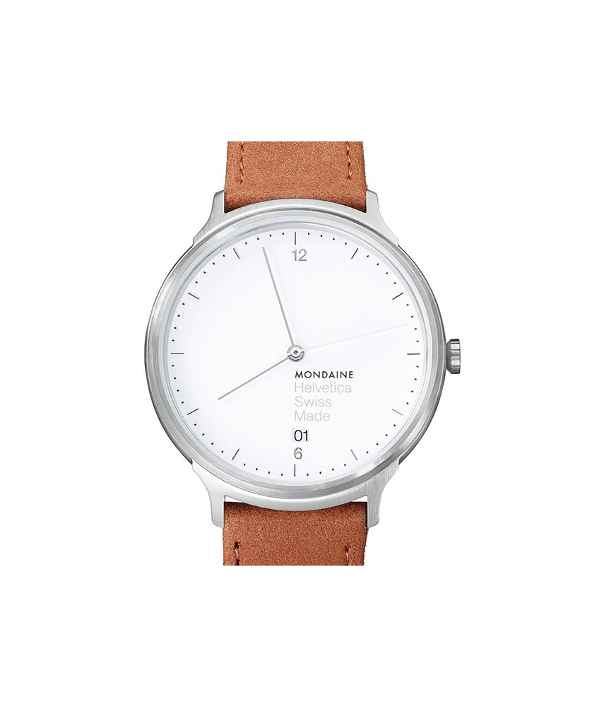 Reloj Mondaine Helvetica Light 38 MH1.L2210.LG