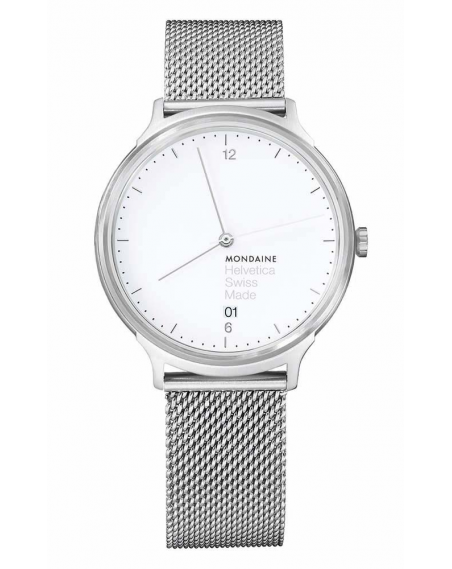 Reloj Mondaine Helvetica Light 38 MH1.L2210.SM