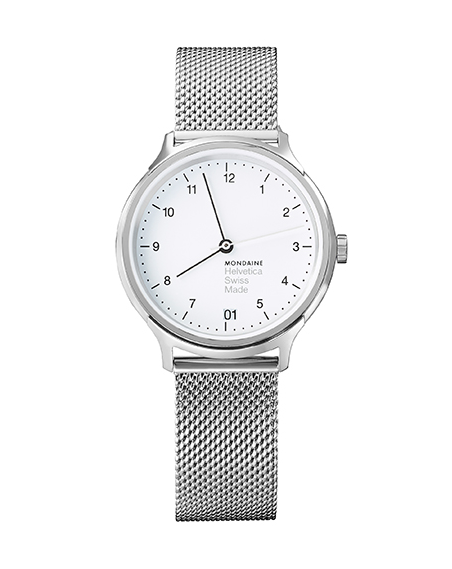 Reloj Mondaine Helvetica Regular 33 MH1.R1210.SM
