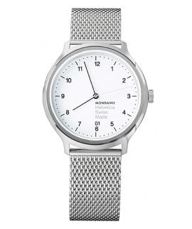 Reloj Mondaine Helvetica Regular 40 MH1.R2210.SM