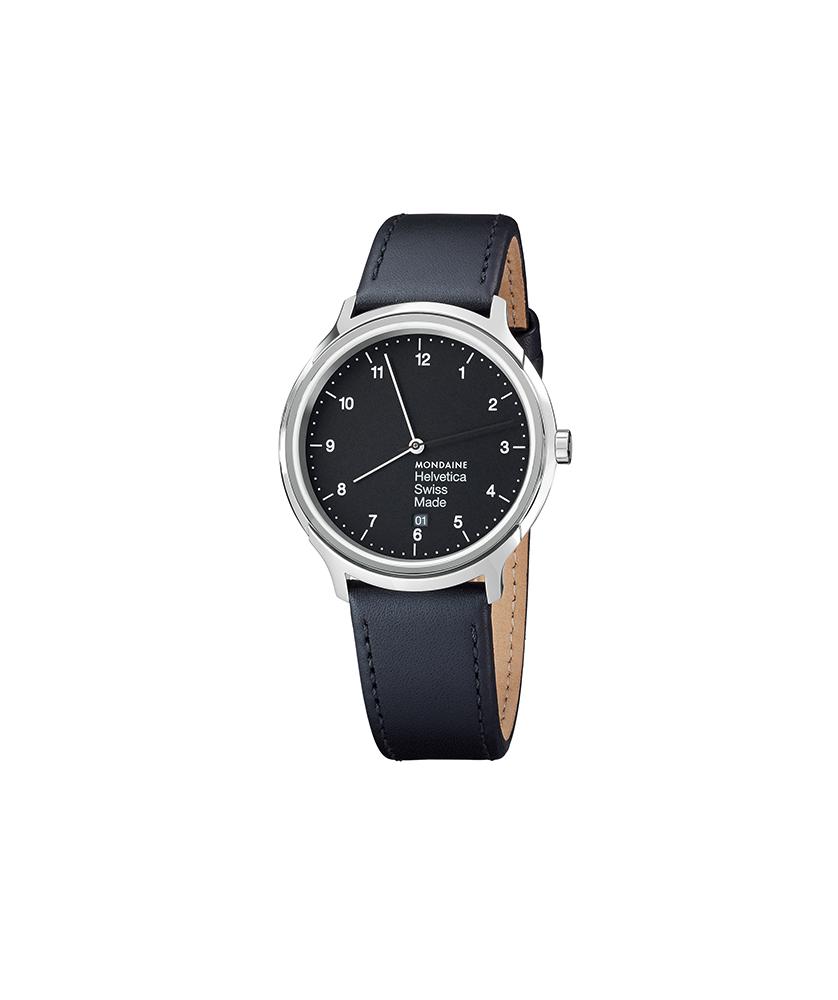 Reloj Mondaine Helvetica Regular 40 MH1.R2220.LB