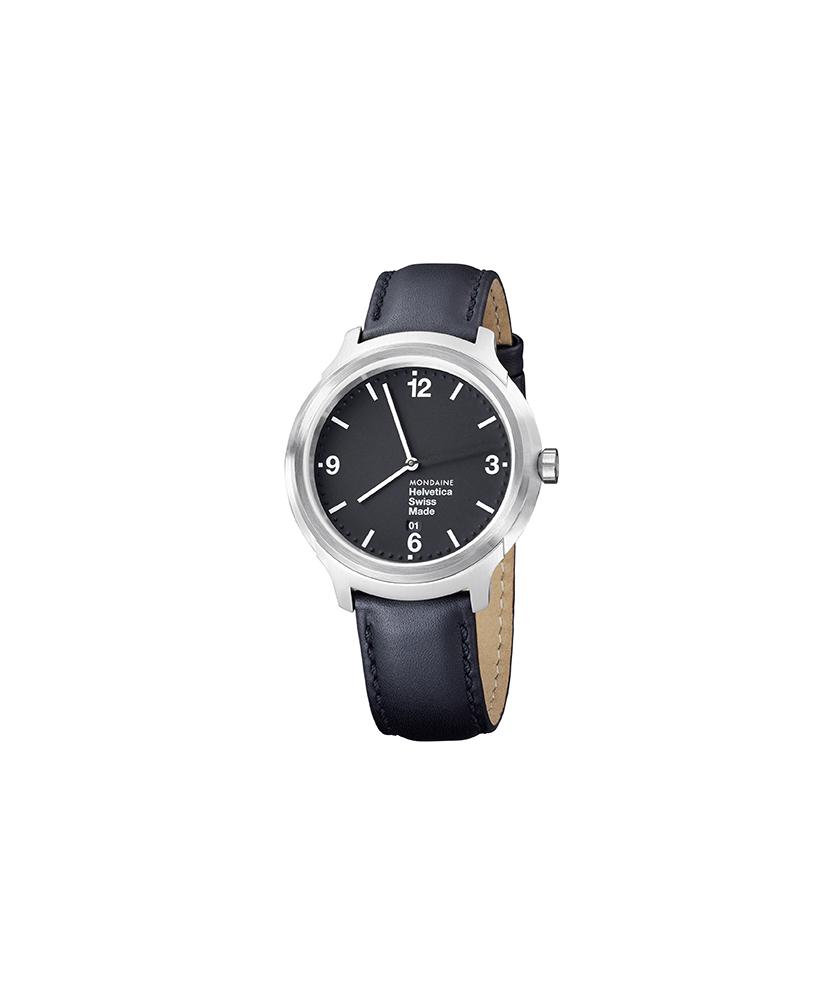 Reloj Mondaine Helvetica Bold 43 MH1.B1220.LB