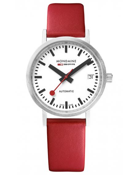 Reloj Mondaine SBB Classic Automatic A128.30008.16SBC