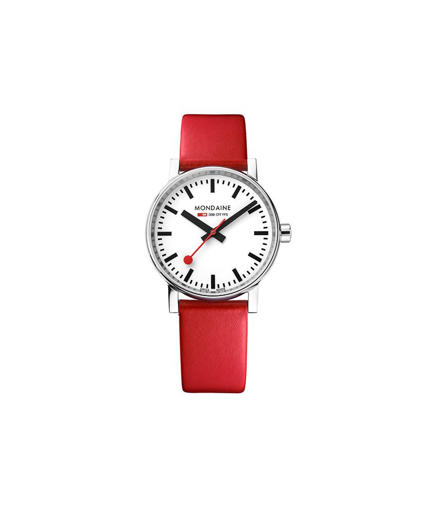 Reloj Mondaine SBB Evo 35 MSE.35110.LC