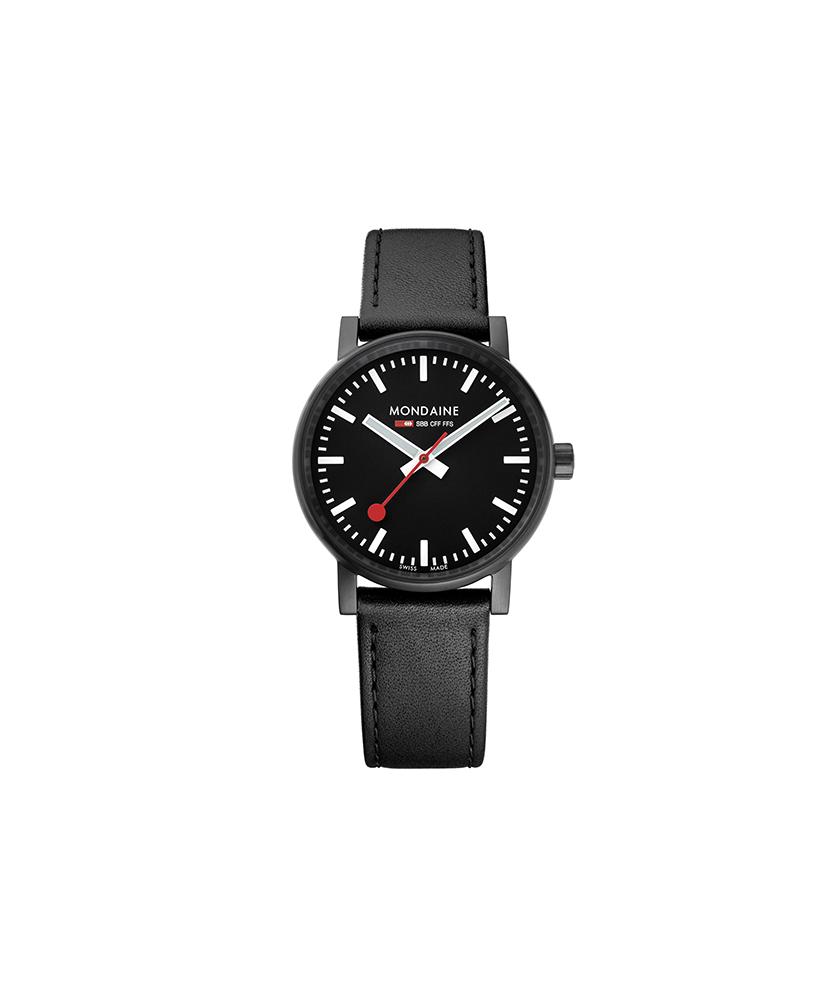 Reloj Mondaine SBB Evo 35 MSE.35121.LB