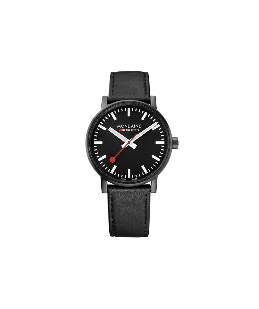 Reloj Mondaine SBB Evo 40 MSE.40121.LB