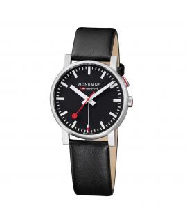 Reloj Mondaine SBB Evo Alarm 40 A468.30352.14SBB