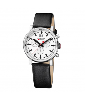 Reloj Mondaine SBB Evo Chronograph 40 A690.30304.11SBB