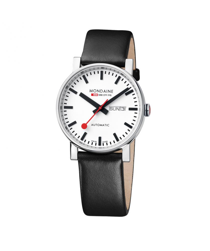 Reloj Mondaine SBB Evo Automatic 40 A132.30348.11SBB