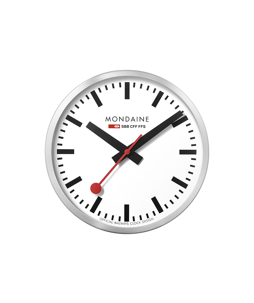 Reloj Mondaine Clock Wall 40cm A995.CLOCK.16SBB