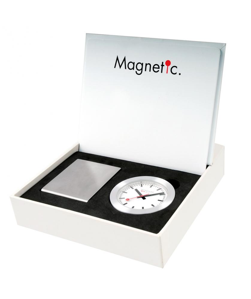 Reloj Mondaine Magnet Clock 50 A660.30318.81SBB