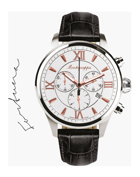 Reloj Fortuna Chronograph Montegrappa IDFOWCLR