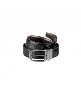 Cinturón de piel reversible MONTEGRAPPA Il Signore IDBEBOBW.35