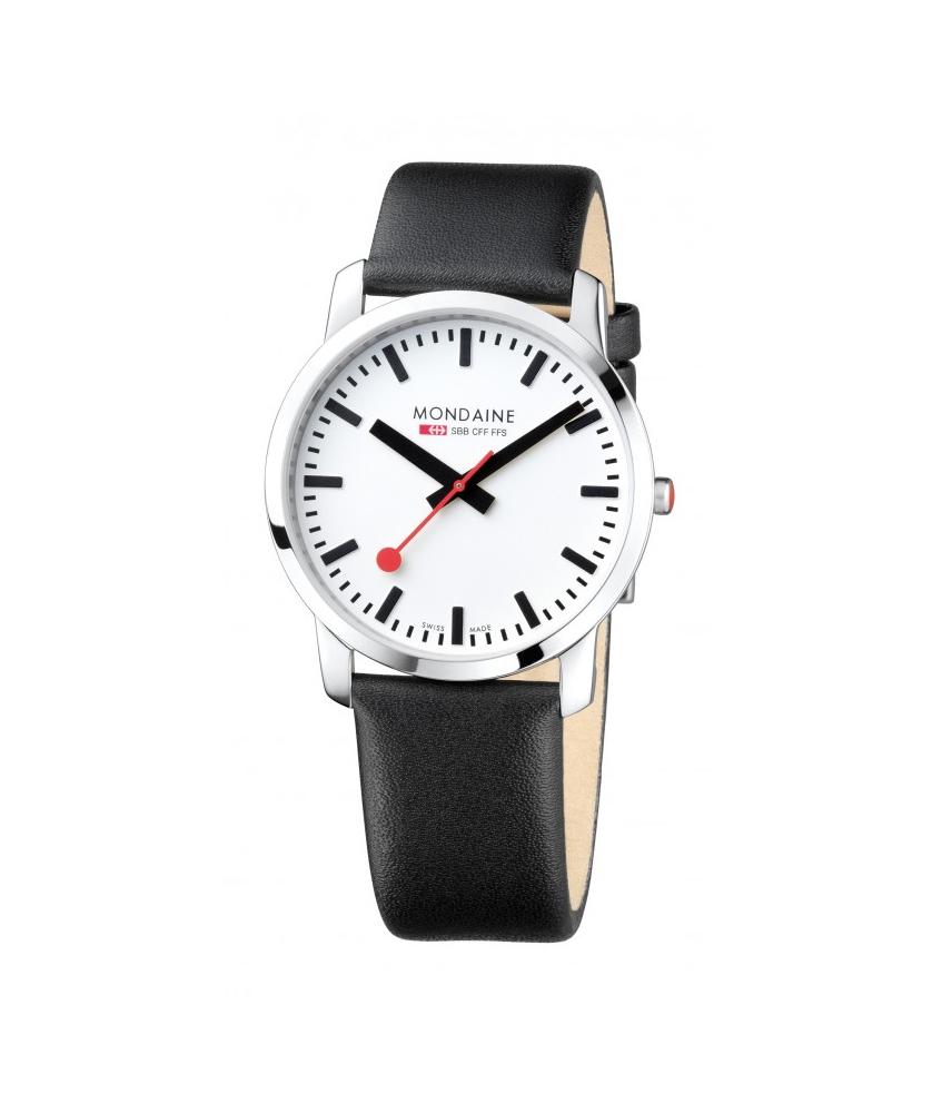Reloj Mondaine SBB Simply Elegant Gents A638.30350.11SBB