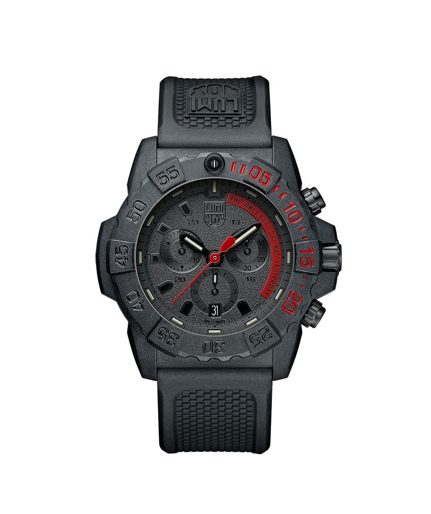 Reloj Luminox Navy Seal Chronograph 3581.EY.F 45mm