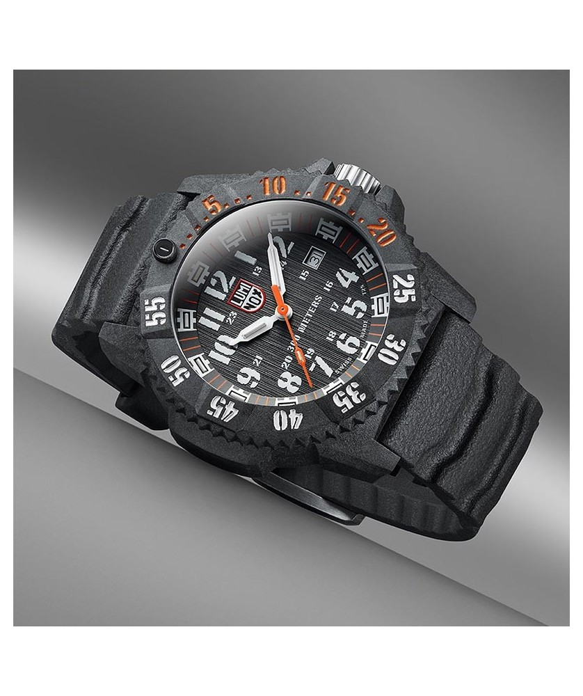 Reloj Luminox Navy Seal Master Carbon 3801.C.SET 46mm