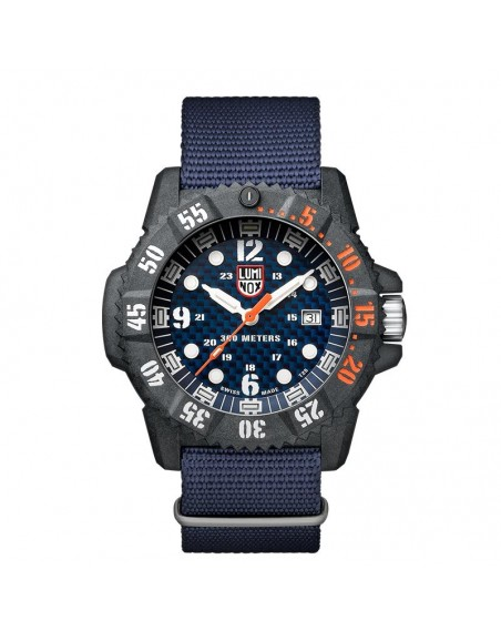 Reloj Luminox Navy Seal Master Carbon 3803.C 46mm