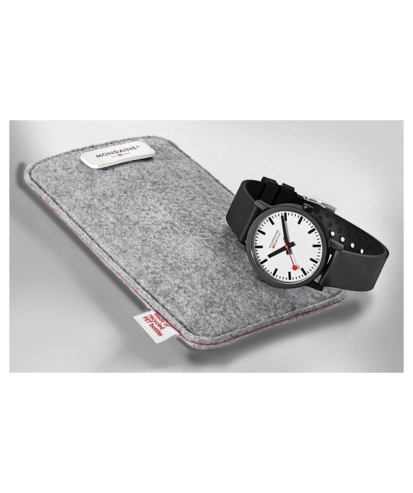 Reloj Mondaine SBB essence 41mm MS1.41120.RB