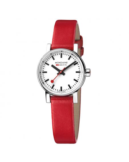 Reloj Mondaine SBB Evo Petite 26 MSE.26110.LC