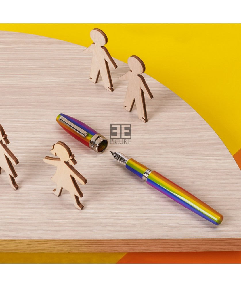 Pluma estilográfica MONTEGRAPPA Rainbow ISFOR_IR