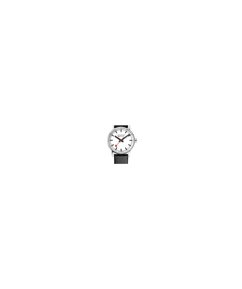 Reloj Mondaine SBB Evo 35 MSE.35110.LB