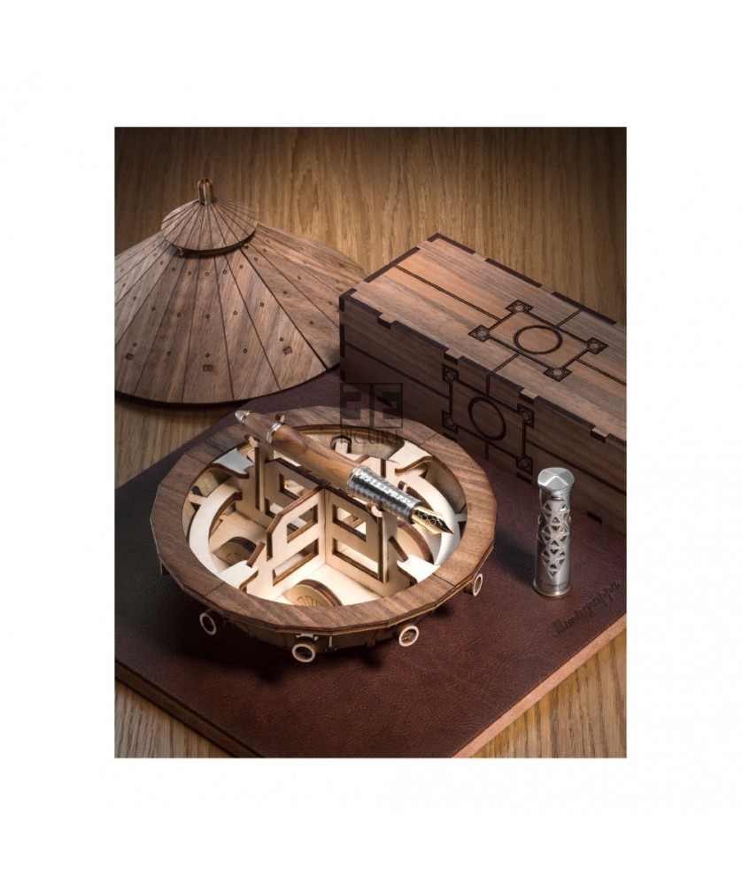 Pluma estilográfica Montegrappa Leonardo da Vinci 500th Anniversary