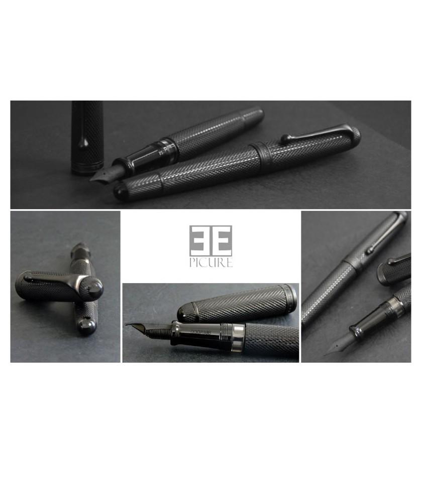 Pluma estilográfica AURORA 88 BLACK MAMBA