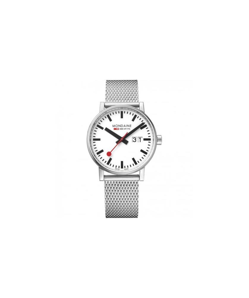 Reloj Mondaine SBB Evo 40 MSE.40210.SM