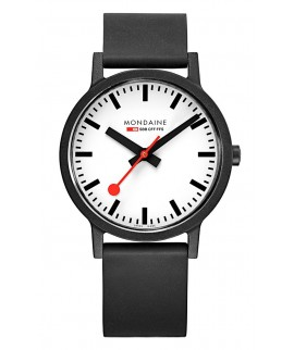 Reloj Mondaine SBB Essence 41mm MS1.41110.RB