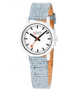 Reloj Mondaine SBB Essence 41mm MS1.41110.LD
