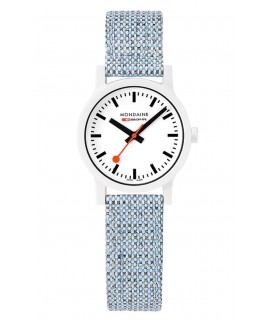 Reloj Mondaine SBB Essence 41mm MS1.41110.LD