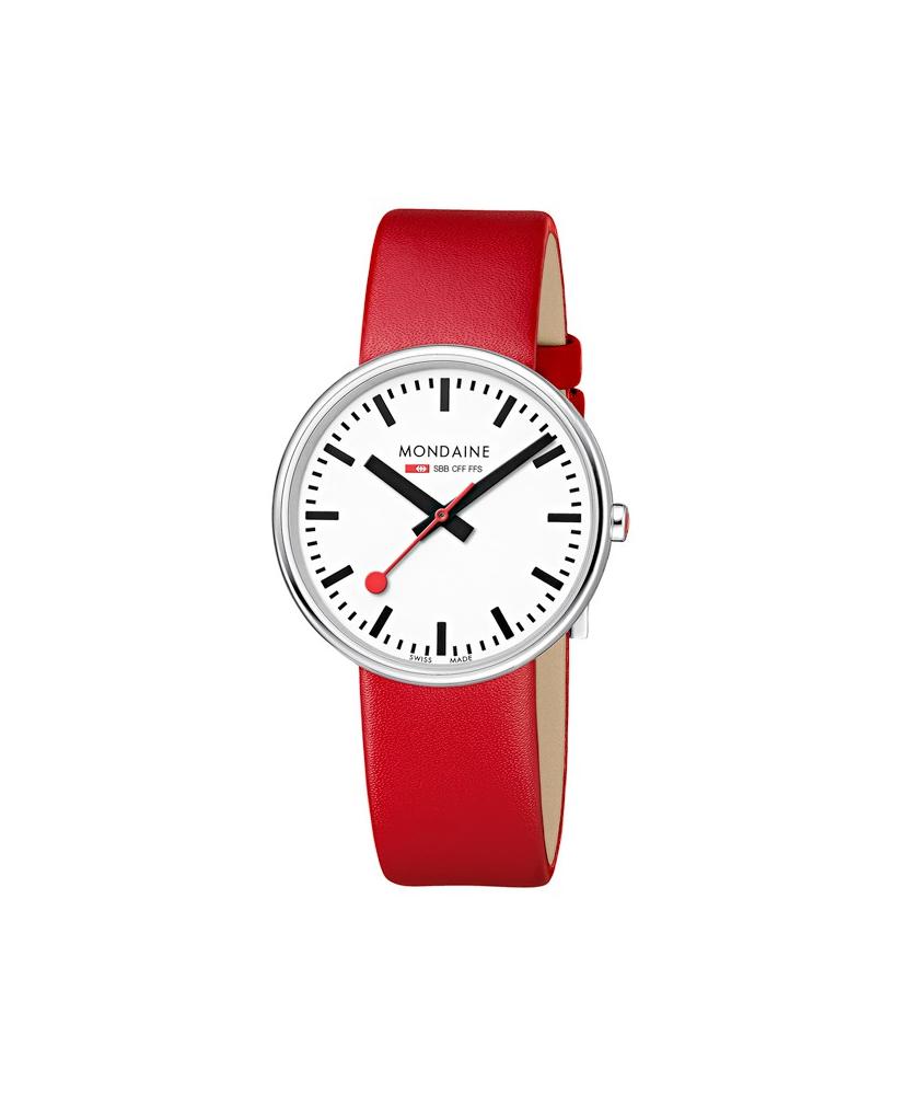 Reloj Mondaine SBB Mini Giant 35mm A7633036211SBC