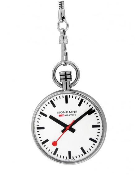 Reloj Mondaine SBB Pocket Evo A660.30316.11SBB